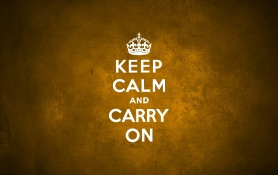 Keep calm and carry on – how to cope with the emotional stress of working as a freelance translator